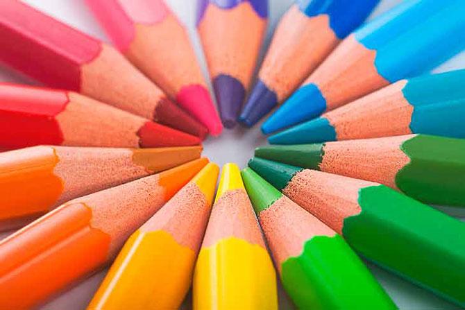 Học từ vựng Tiếng Anh về màu sắc có phiên âm, Cách đọc, Bài hát 2