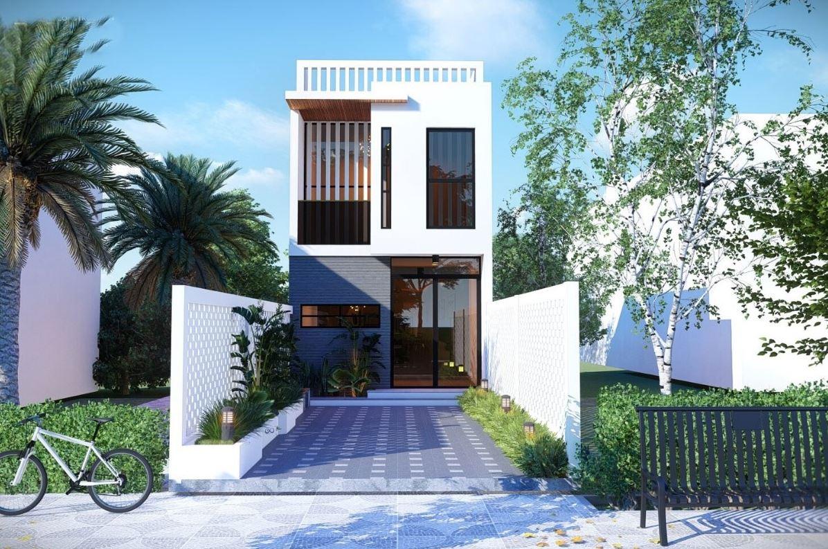 Ảnh 2: Khi xây nhà bạn cần phải đặc biệt lưu ý tới việc chọn hướng